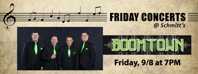 BoomTown Quartet: Friday Concert Series | Kansas City