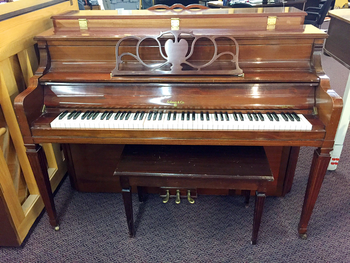 Used Sohmer 1948 Upright Piano