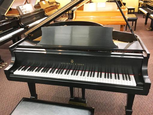 Rebuilt Steinway Model S 1960 Grand Piano