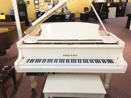 Used Schafer & Sons SS-510 1987 Grand Piano
