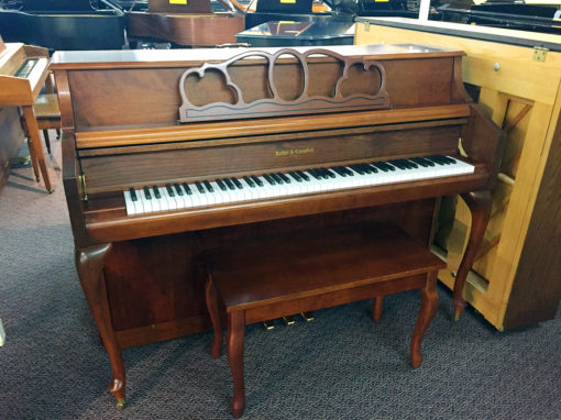Used Kohler & Campbell 043F 1999 Upright Piano