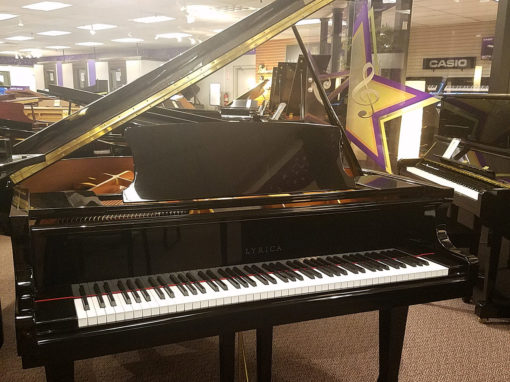 Used Lyrica CRG-410 Grand Piano
