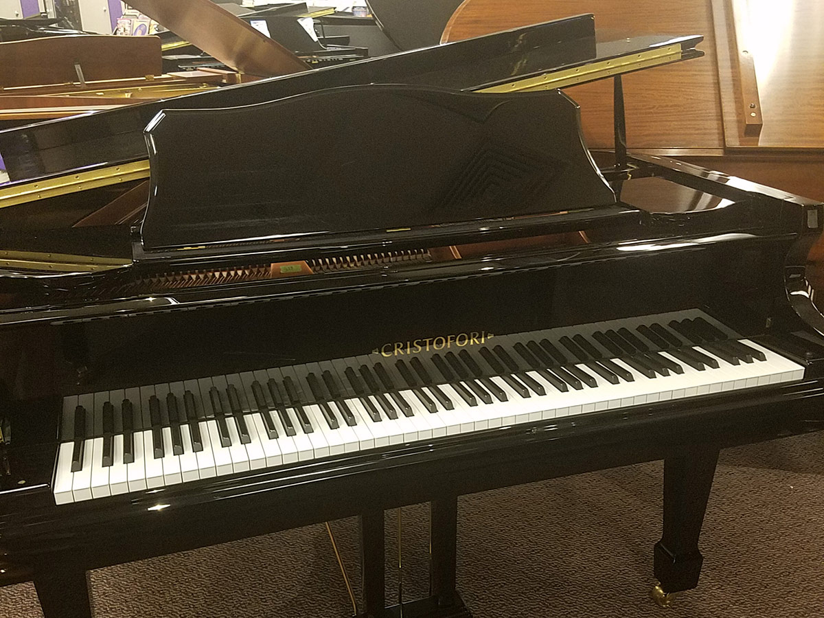 Used Cristofori CRG-50 Grand Piano