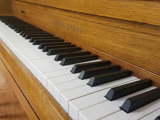 Used Young Chang F-108 Upright Piano