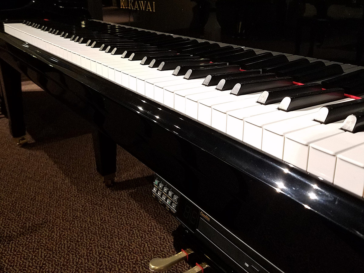 Used Kawai GM-10 Grand Piano