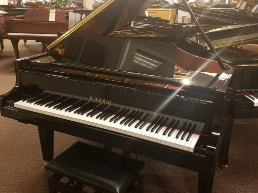 Used Kawai GM-10K Grand Piano