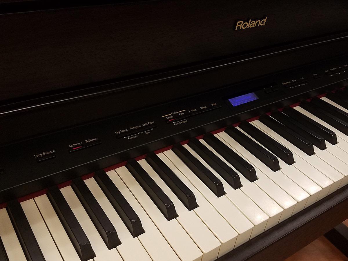 Used Roland HP-507 Digital Piano