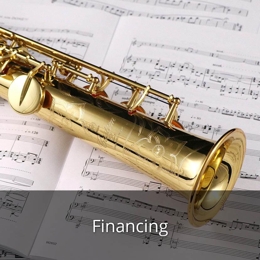 Financing tile