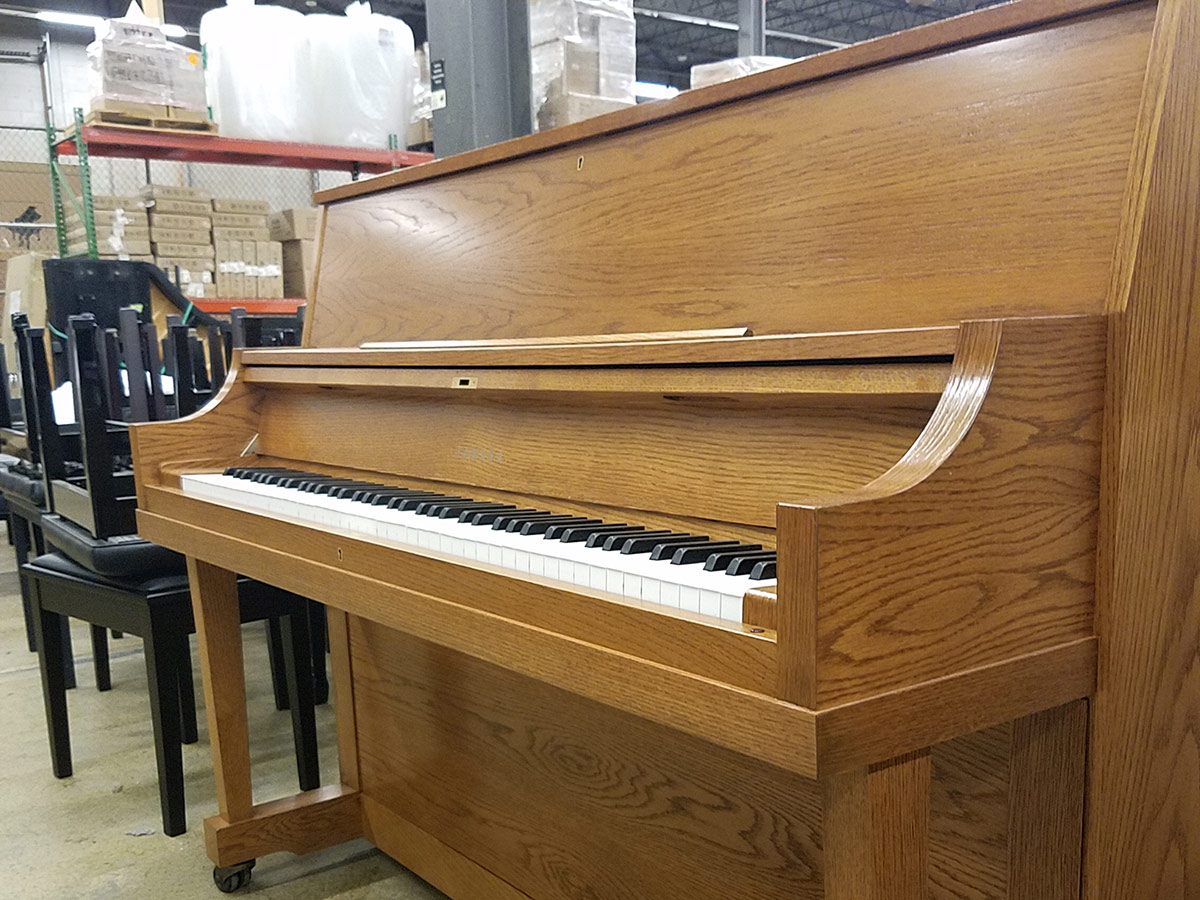 Used Yamaha P22 Upright Piano