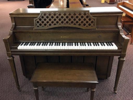 Used Kawai 802-M 1988 Decorator Console Piano