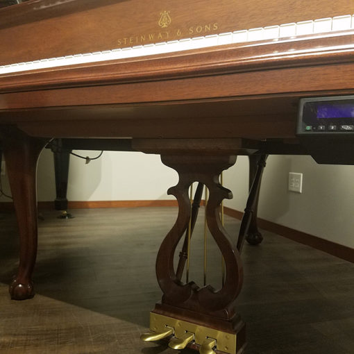 Steinway M (Chippendale)