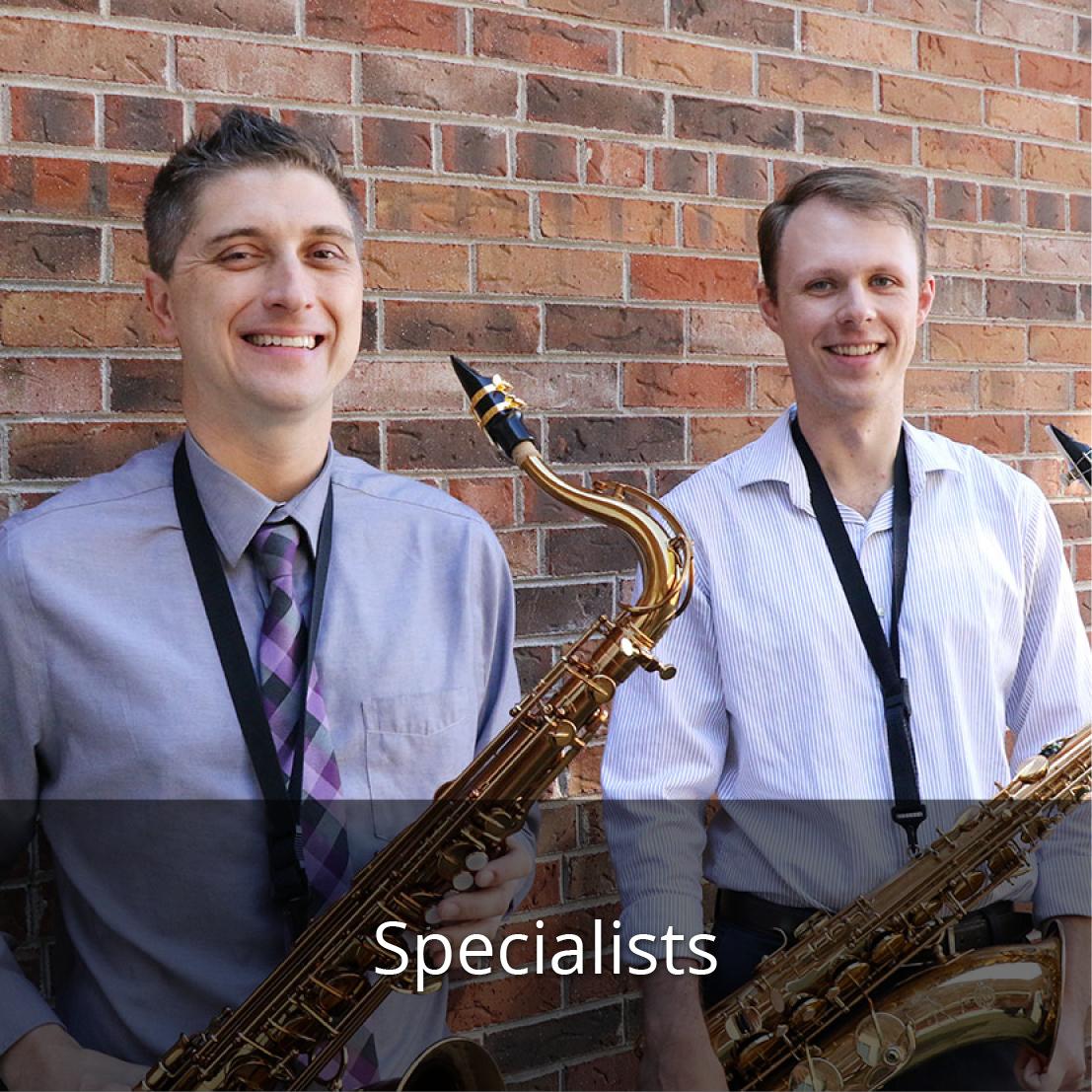 Saxophone Specialists tile