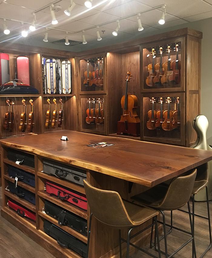 Violin Shop | Violins, Violas, Cellos, Double Bass for Sale