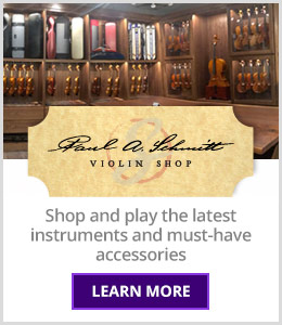 Schmitt Music String Instrument Shop