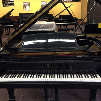 Rebuilt Steinway Model B 1930 Grand Piano