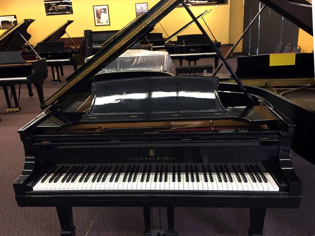 Rebuilt Steinway Model B 1930 Grand Piano