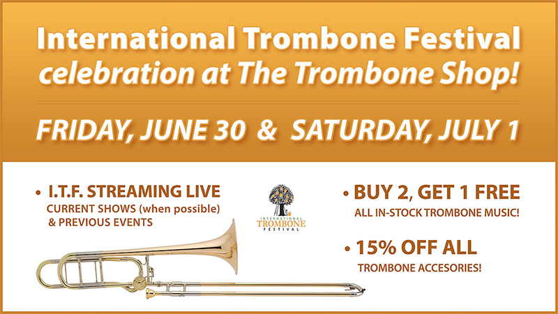ITF 2017 Celebration at the Trombone Shop
