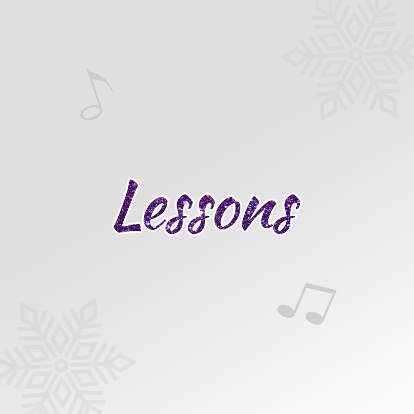 Lessons tile