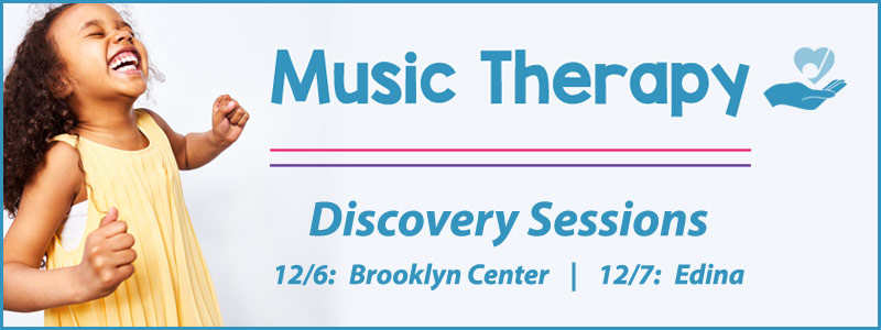 Music Therapy Discovery Sessions in the Twin Cities
