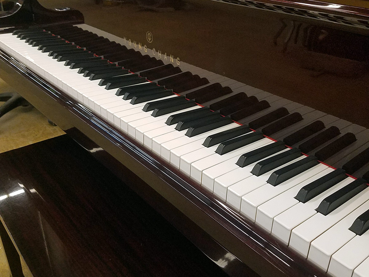 Used Young Chang G175 Grand Piano