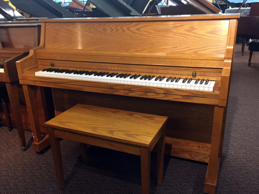 Used Kawai 502S Upright Piano