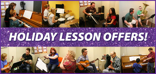 Holiday lesson offers