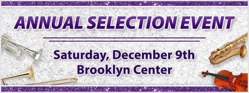 Annual Instrument Selection Event at Schmitt Music Brooklyn Center!