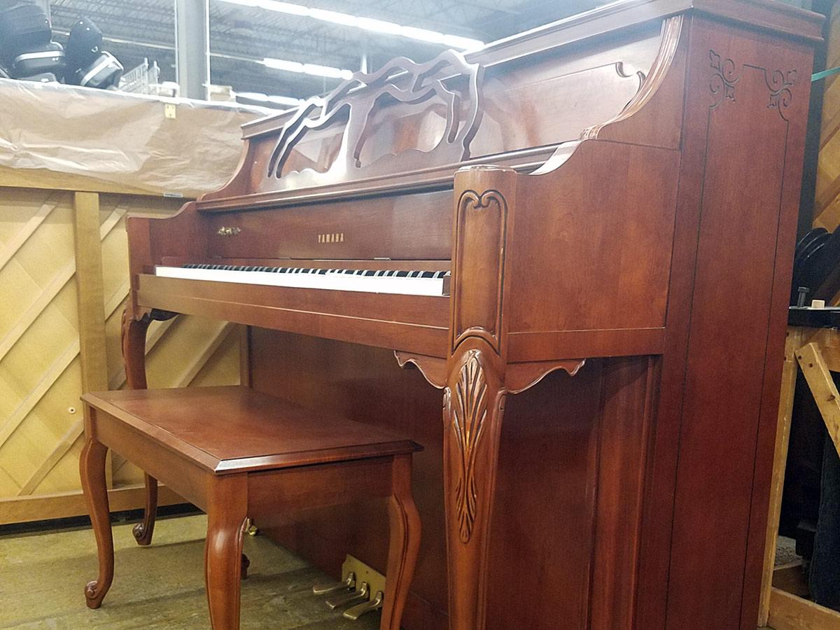 Used Yamaha M500 Upright Piano
