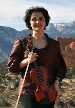 Karine Garibova, violin