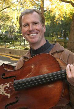 Scott Kluksdahl, cello