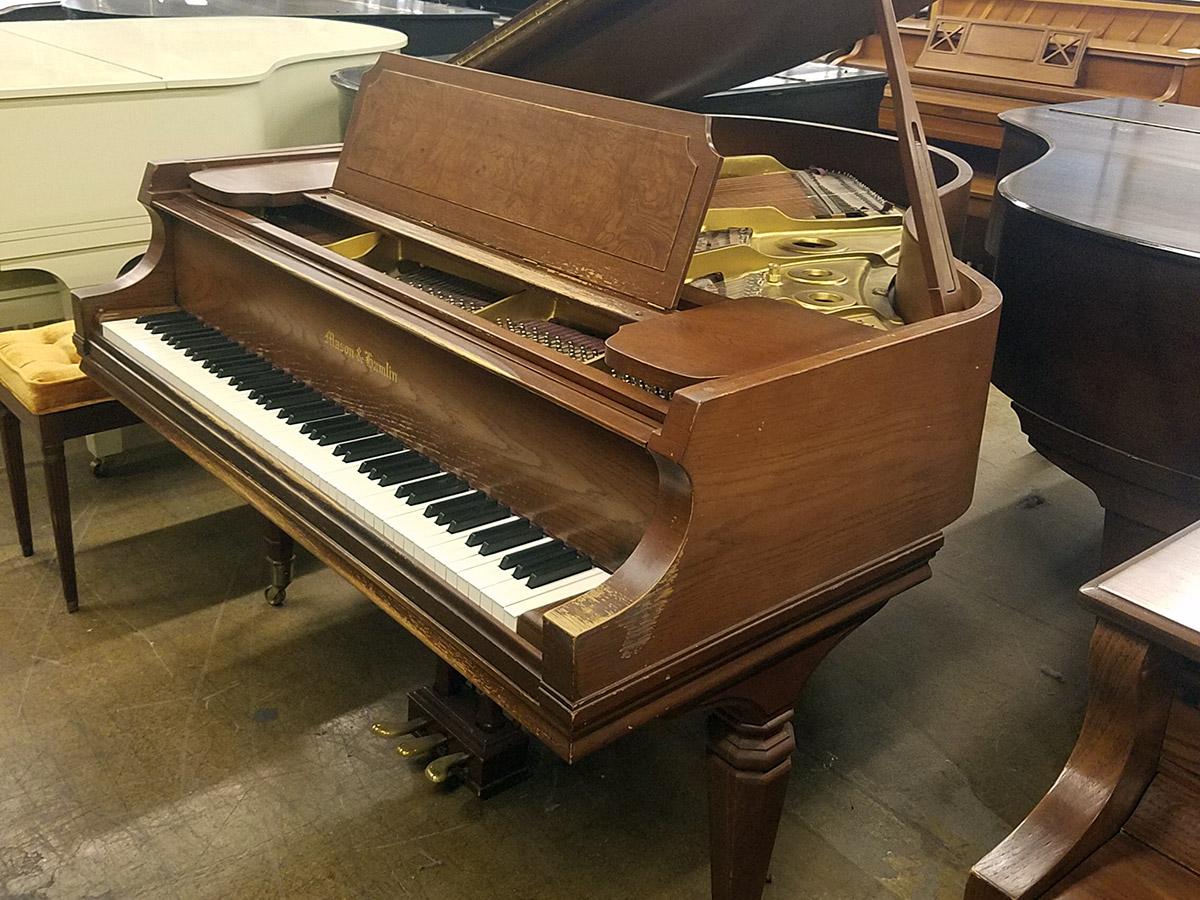 Used Mason & Hamlin Grand Piano