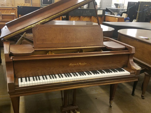 Used Mason & Hamlin Grand Piano