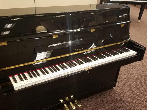 Used Lyrica CRV425 Upright Piano