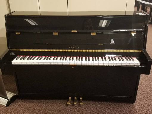 Used Lyrica CRV425 Upright Piano