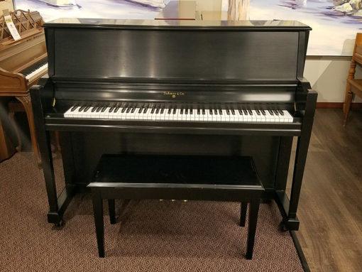 Used Sohmer & Company 46P Upright Piano