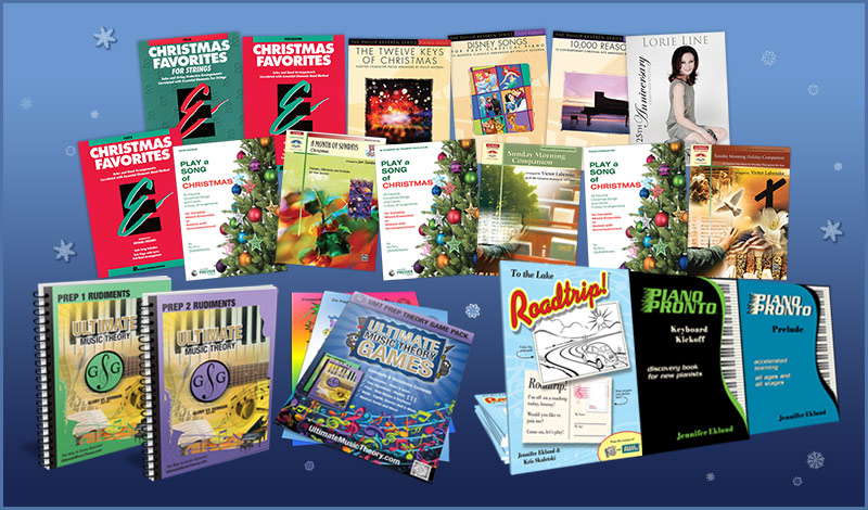 Winter Expo: Buy one, get one free print music offers