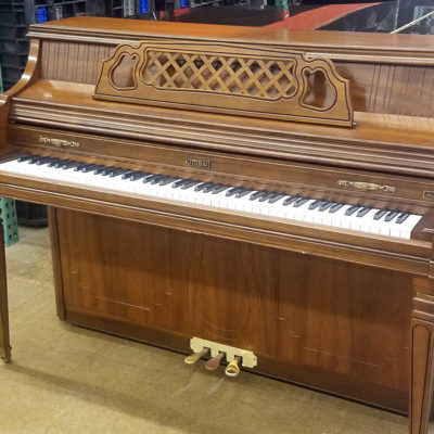 Used Kimball 4242 Upright Piano