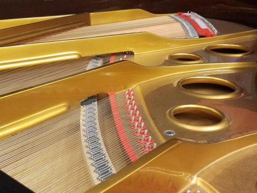 Used Ritmüller GP183 6' Ebony Polish Grand Piano