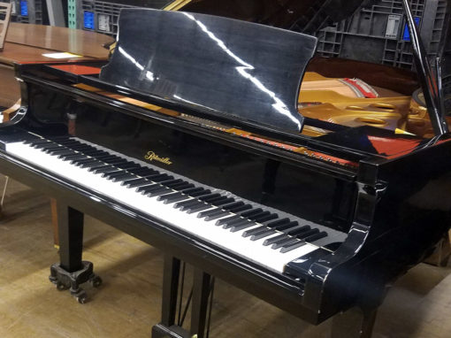 Used Ritmüller GP183 6' Ebony Polish Grand Piano
