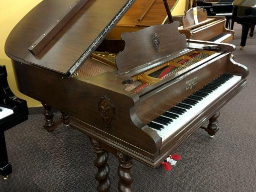 Rebuilt Steinway Model M Art Case 1926 Grand Piano