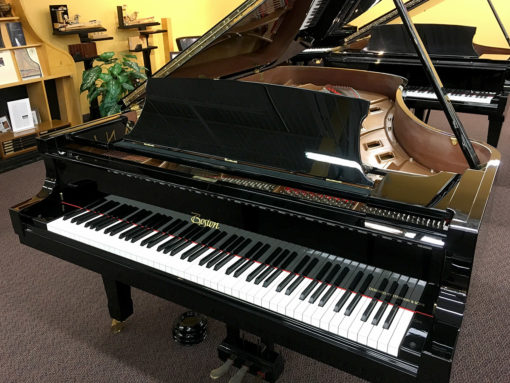 "Used Boston GP215 7'11"" Grand Piano"