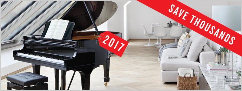 Steinway Super Sale: now through February 4