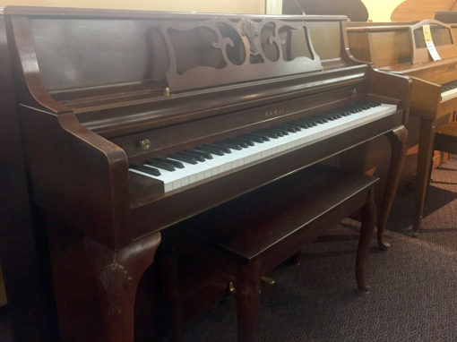Used Kawai 503QA 1995 Upright Piano