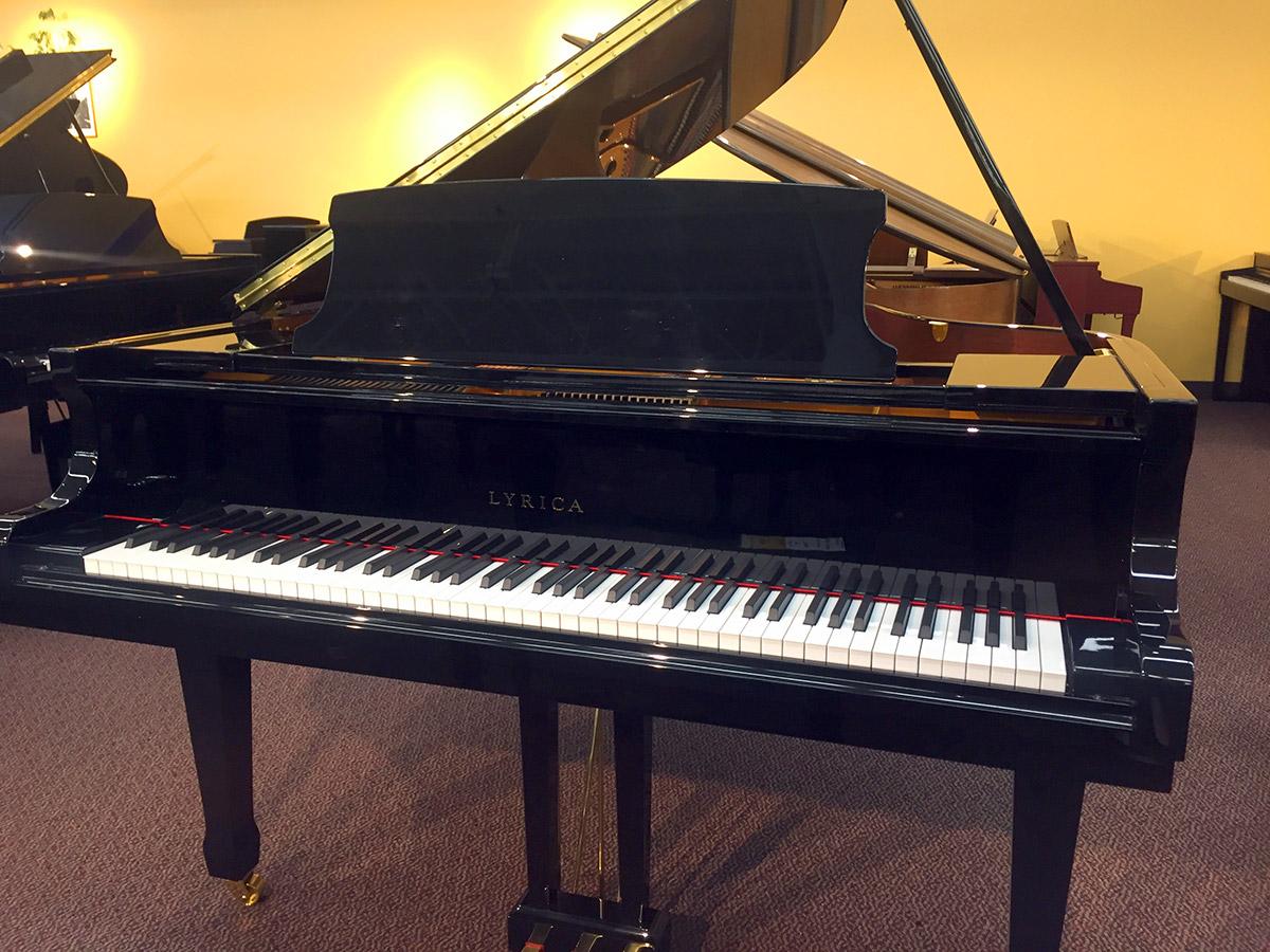 Used Lyrica CRG410 2015 Grand Piano