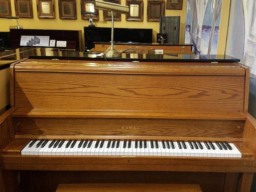 Used Kawai UST7 Oak Studio Piano