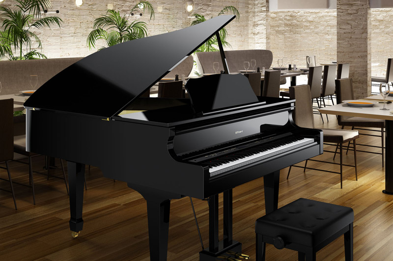 Roland GP609 digital grand piano