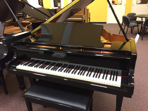 Used Lyrica CRG410 Baby Grand Piano