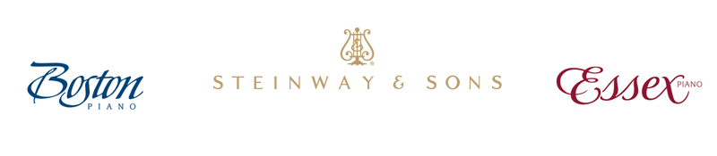 Boston, Steinway & Sons, Essex pianos