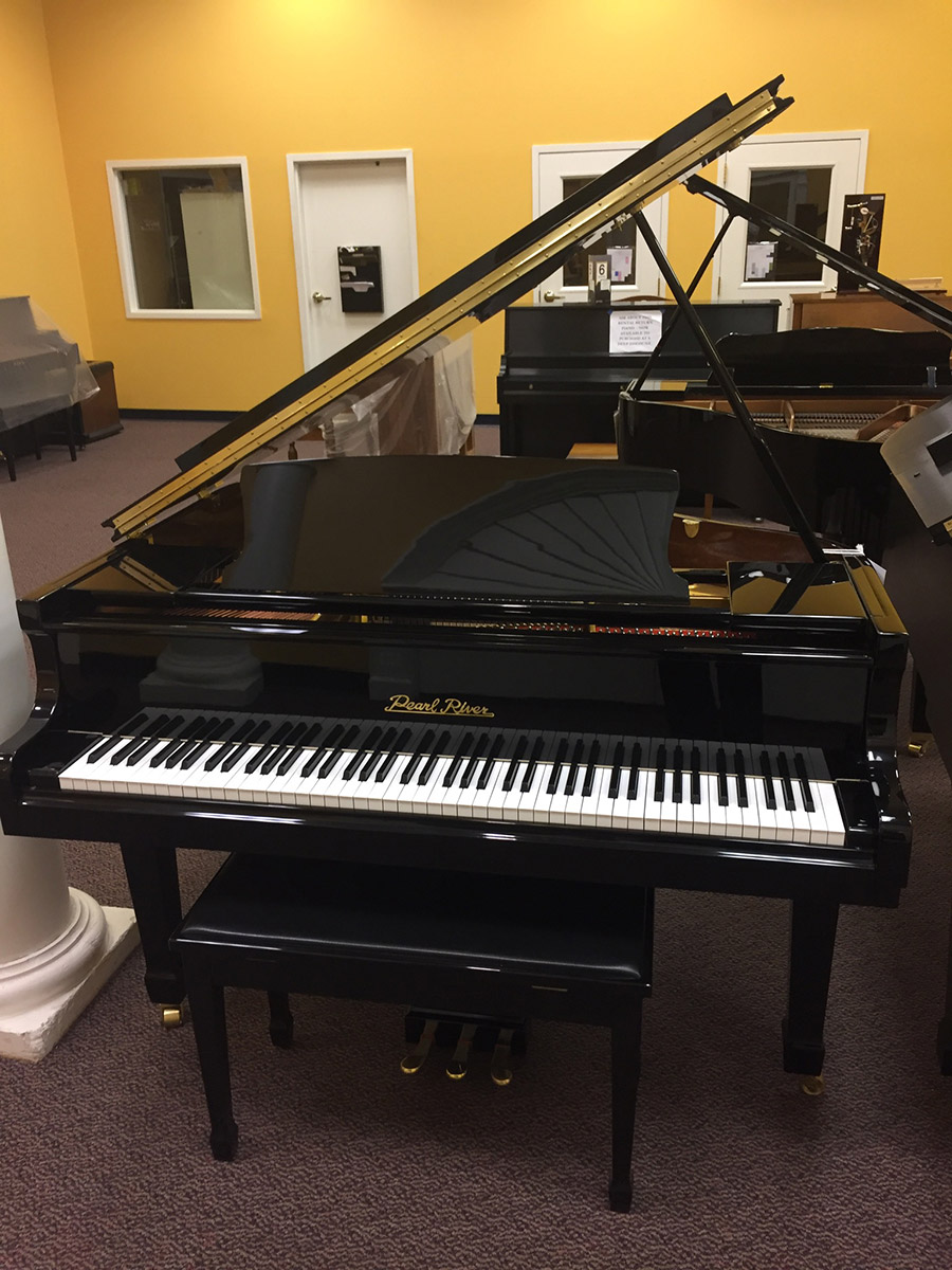 Used Pearl River Grand Piano