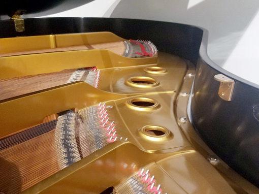 "Used Young Chang G175 5'9"" Ebony Satin Grand Piano"